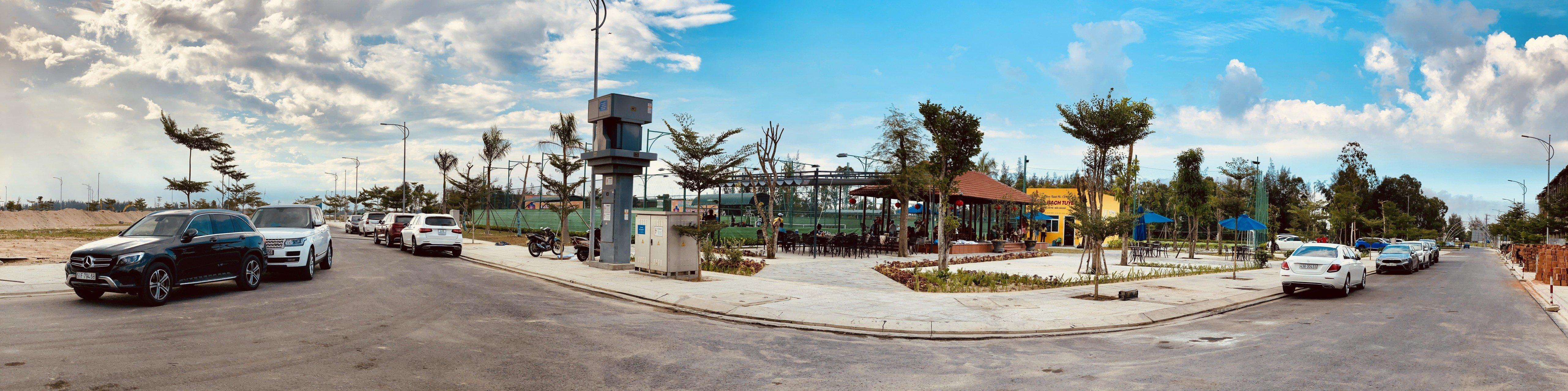 NAM HOI AN CITY – Khu đô thị Nồi Rang