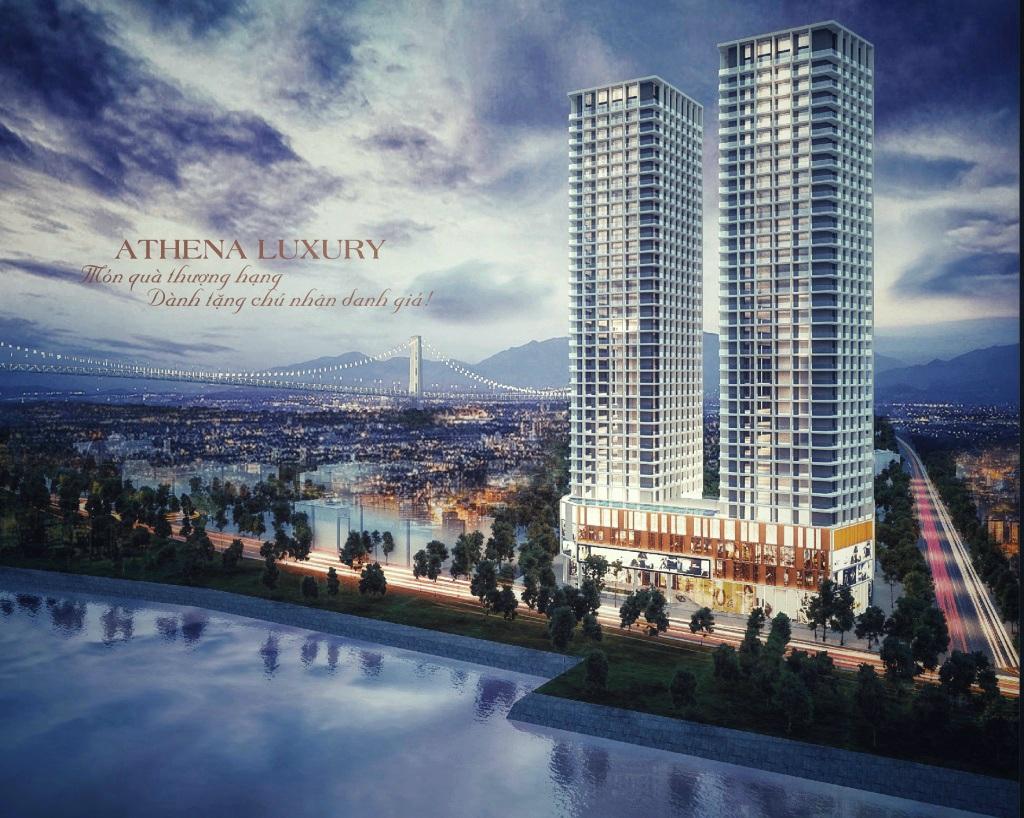 Athena Luxury Đà Nẵng Riverside