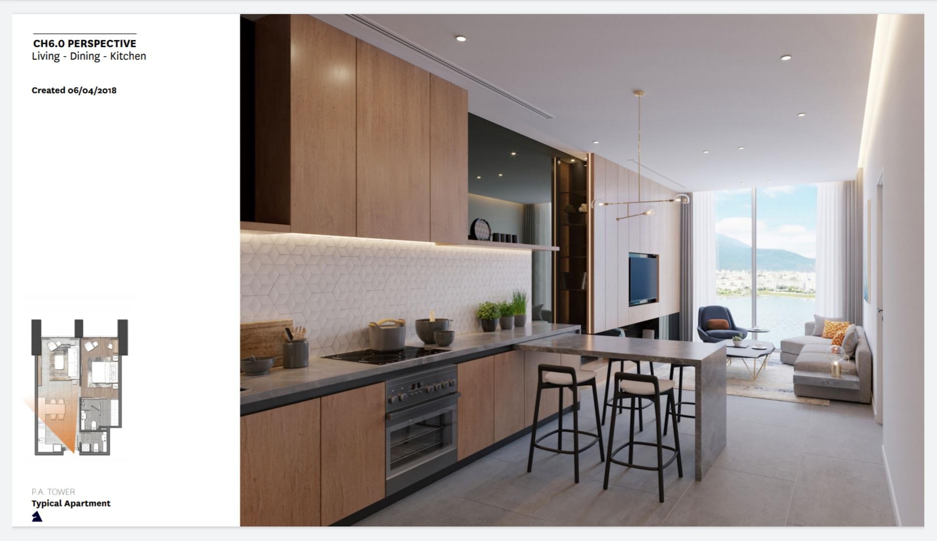 Risemount Apartment