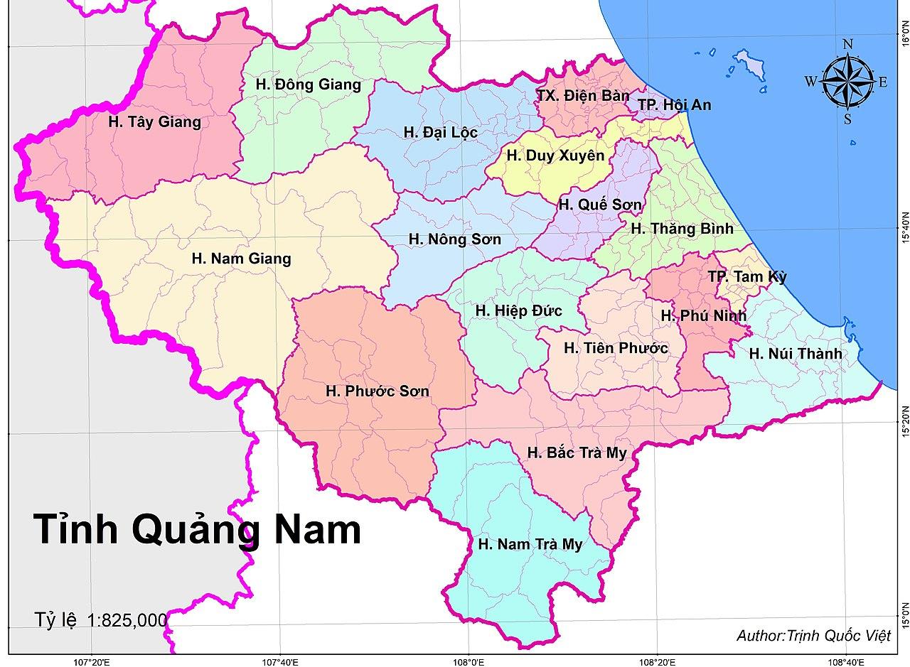 Dự án Quảng Nam – Thống kê và đánh giá năm 2020