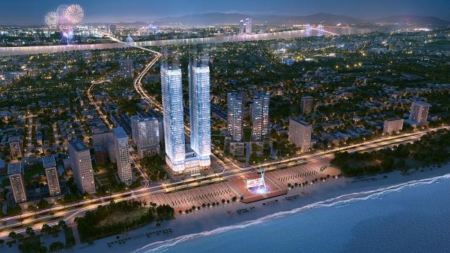 Twin Towers Đà Nẵng