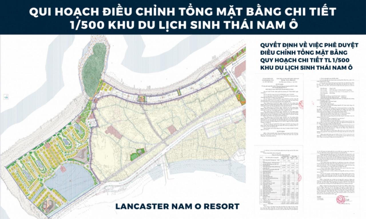 Lancaster Nam Ô Resort & Spa