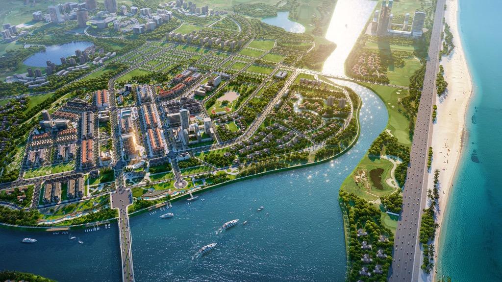 Nên đầu tư Indochina Riverside Complex 2021 ?