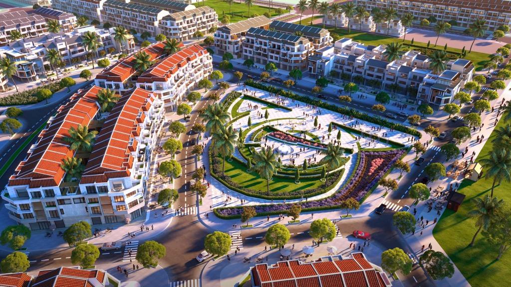 Giá bán Indochina Riverside Complex bao nhiêu ?