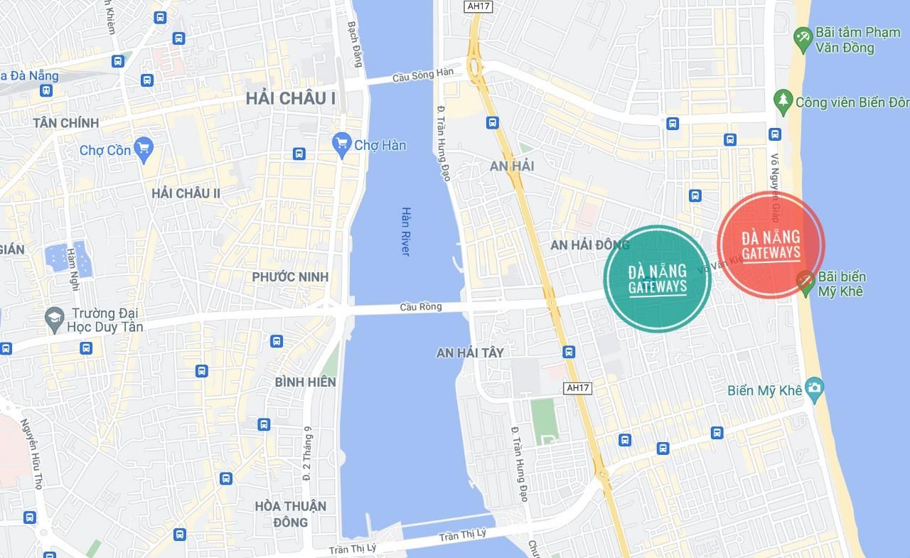 Đà Nẵng Gateways